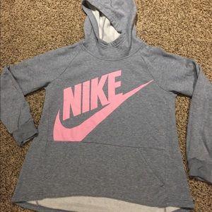 Nike Girls XL hoodie